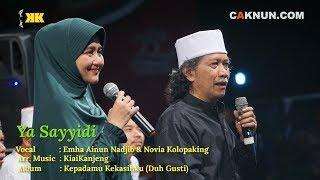 Cak Nun, Novia Kolopaking, KiaiKanjeng – Ya Sayyidi
