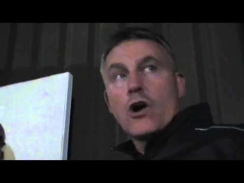 Greg Clowes Talks to Gary Hazlehurst XL-FM vs Barwell 20/08/13