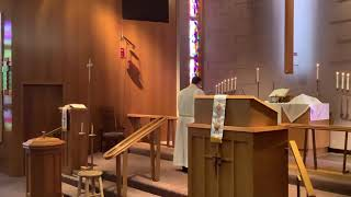 Transfiguration Sunday, Good Shepherd Lutheran Church, LC-MS, Two Rivers, WI, Pastor William Kilps