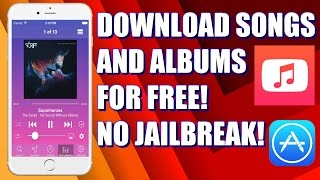 Video *NEW* How To Download Songs And Albums For Free on iOS! ( App in App Store) download MP3, 3GP, MP4, WEBM, AVI, FLV April 2018