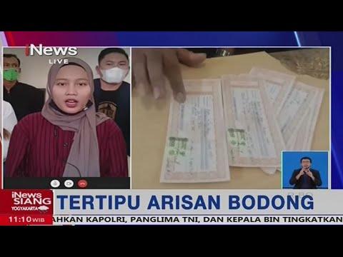 Belasan Korban Arisan Bodong Di Musi Banyuasin Lapor Polisi - INews Siang 03/04