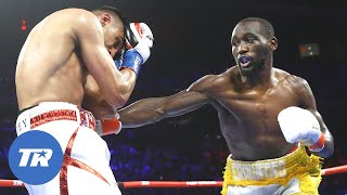 Terence Crawford vs Amir Khan | FREE FIGHT ON THIS DAY