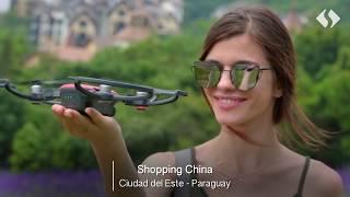CONFIRA O PREÇO DRONES SHOPPING CHINA PARAGUAY