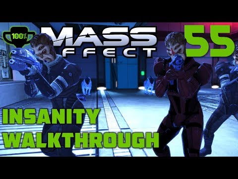 X57: Charn and the Blasting Caps - Mass Effect 1 Insanity Walkthrough Part 55 [100% Completionist]