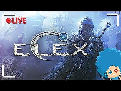 ELEX, czyli Gothic 2.0 - LIVE #4