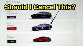 Should I Cancel My Tesla Model 3 Reservation?