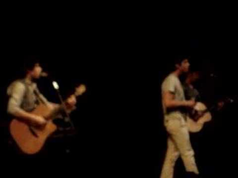 Eternity- Jonas Brothers @ EC