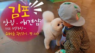(김포) 맛집, 애견샵, 주말농장 !!