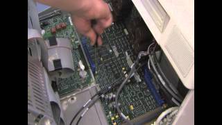 HP 5500 Key Processor Replacement