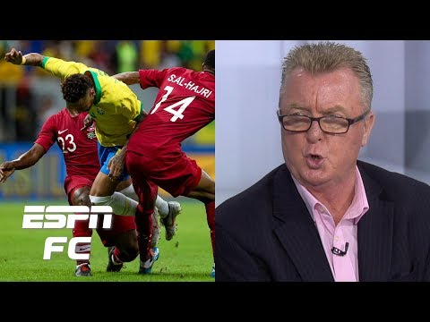 'Immature' Neymar invites injuries through his style of play – Steve Nicol | Brazil vs. Qatar