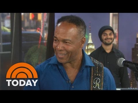 Ray Parker Jr.: I Never Get Tired Of Playing 'Ghostbusters'   TODAY