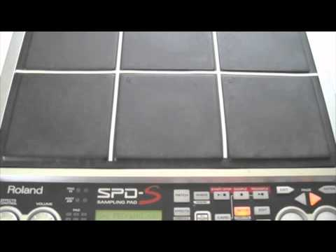 roland spd s importing wavs from flash card samples from internet tutorial youtube. Black Bedroom Furniture Sets. Home Design Ideas