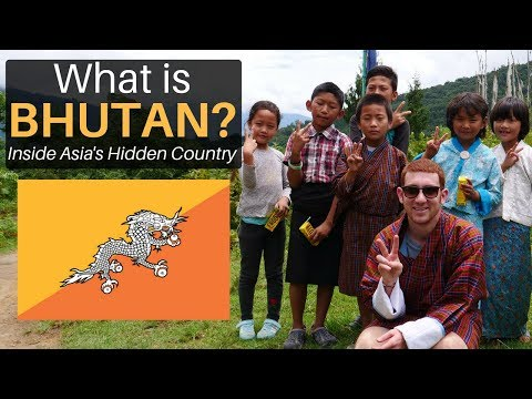 What is BHUTAN? Inside Asia's Hidden Country