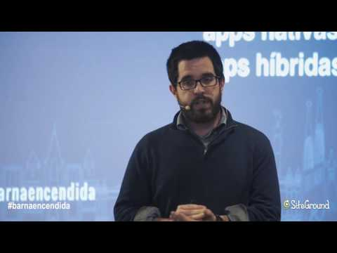 SiteGround Evento Marketing Online Barna Encendida: Joan Artés y mobile business optimization