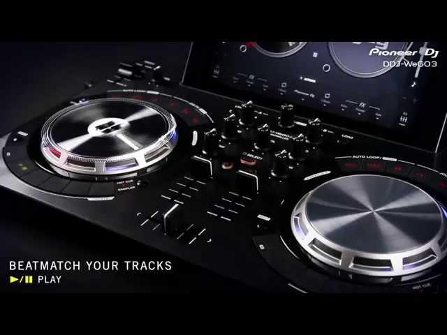 Pioneer DDJ-WeGO3 allows DJs to mix tracks from Spotify