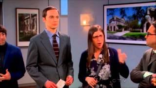 The Big Bang Theory | Raj & Sheldon | Yo Momma Jokes! | S6 EP20 | HD
