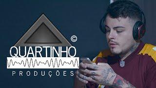 Quartinho TV - MC Ruzika Gravando Com Gustavo Martins   EP. 06