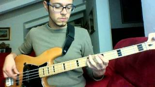 Pretty Fly (For a White Guy) Bass Cover