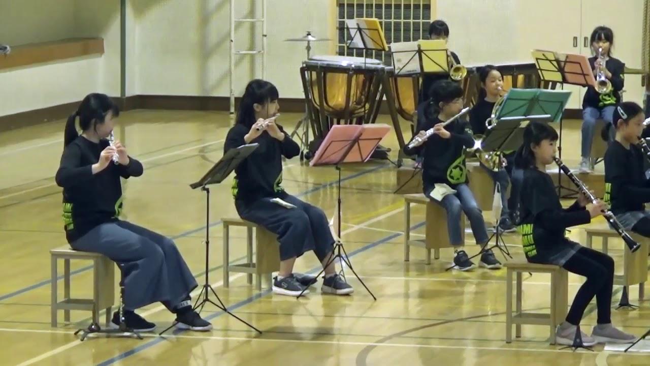 札幌市立南月寒小学校吹奏楽部 - YouTube