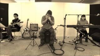 SESAME STREET THEME - 八鹿トリオ - Harmonica,Guitar,Piano