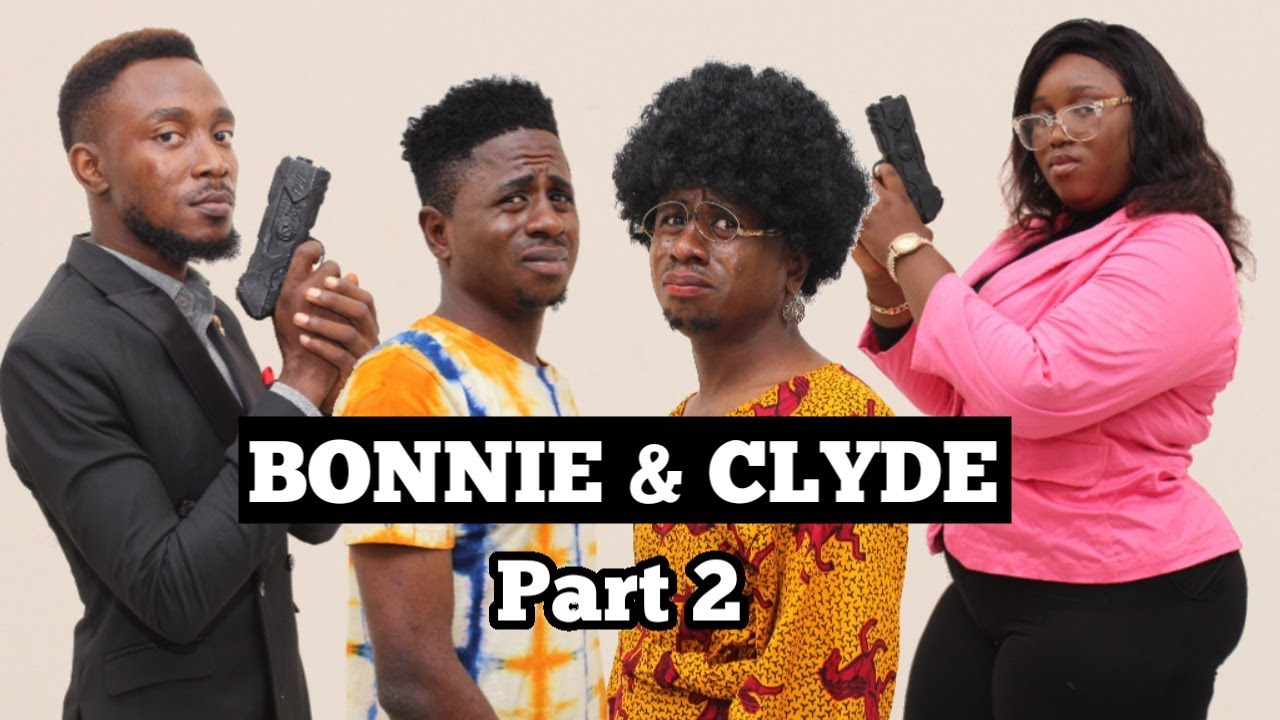 BONNIE AND CLYDE (PART 2) | AFRICAN HOME | MC SHEM COMEDIAN