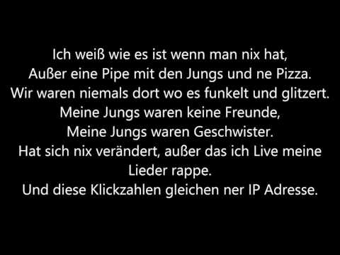 Altana - Der Realste   500.000 Abo-Special   Lyrics