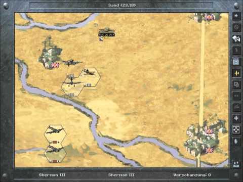 Panzergeneral Mission Alexandria