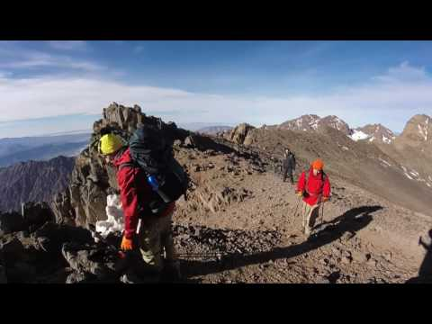 4 day trip to Marrakech and mountain Toubkal
