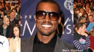 Kanye West - Black Skinhead Acapella