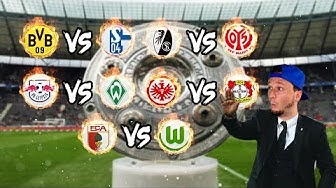 BUNDESLIGA LIVE KONFERENZ Borussia Dortmund vs Schalke 04 | alle Ergebnisse