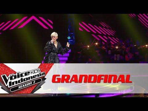 Tulus x AgnezMo x Bebi | Grand Final | The Voice Kids Indonesia Season 2 GTV