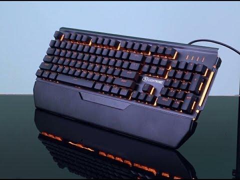 Anh Da Đen phát cuồng vì bàn phím giả cơ Lightning PR-8900X [GameZone.com.vn] | Foci