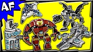 top 5 most wanted lego marvel dc super heroes sets of winter 2015