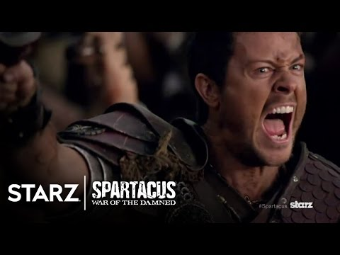 Spartacus: War of the Damned | Official Trailer | STARZ
