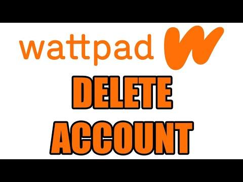 how-to-delete-wattpad-account-(new-update-in-2020)