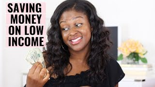 How to Save Money on a Low Income (Budget and Save)