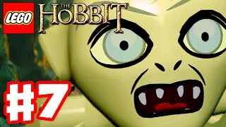 LEGO The Hobbit - Gameplay Walkthrough Part 7 - Gollum (Xbox One, PS4, PC)