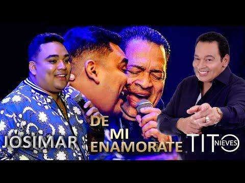 De mi Enamorate - Tito Nieves & Josimar / Orquesta Mambele /47 Aniversario Villa El Salvador 2018