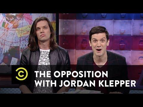 LGBT Acceptance Plummets in America - The Opposition w/ Jordan Klepper