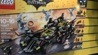 """новые наборы по фильму """"Лего Бэтмен""""!"""