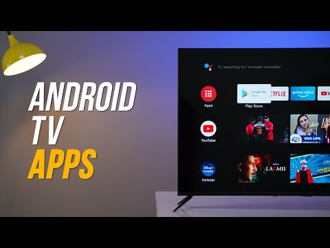 8 Must Have Android TV Apps - 2020!