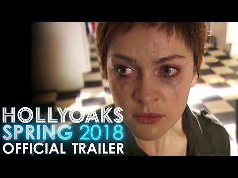 Official Hollyoaks Trailer: Spring 2018