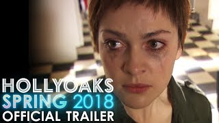 Official Hollyoaks Trailer: Spring 2018