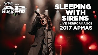 "APMAs 2017 Performance: SLEEPING WITH SIRENS perform ""LEGENDS"" with a children's choir"