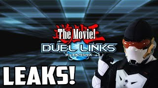 [Yu-Gi-Oh! Duel Links] NEW LEAKS! Yu-Gi-Oh! Duel Links The Movie from YTDan Leaked!