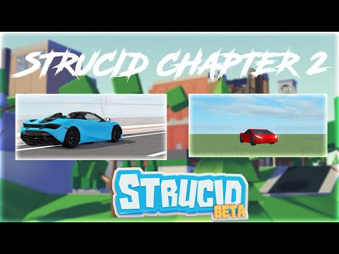 CARS COMING TO STRUCID CHAPTER 2 *CONFIRMED 2020* 03/07