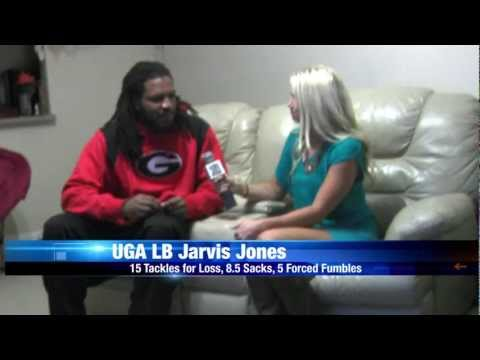 Exclusive Interview with UGA Linebacker Jarvis Jones.mov