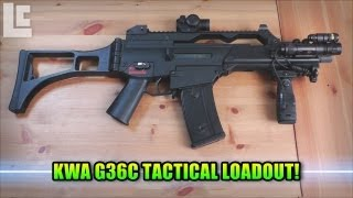 KWA G36C - My New Favorite Gun! 21 Kills One Round (Airsoft SC Village Viper Gameplay/Commentary)