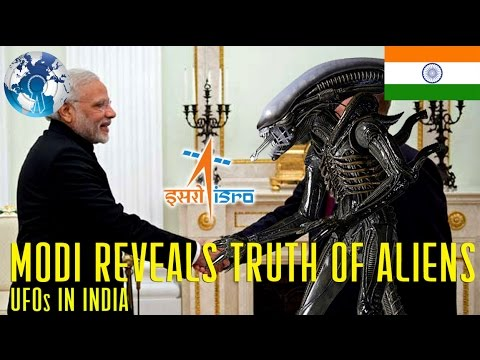 India and ISRO going to reveal Truth of Aliens UFOs to the World