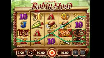 Lady Robin Hood Slot - Get $5000 Bonus to Play Online Slot Games